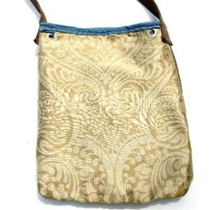 Handbags - Cross Body Messenger Reversible Boho Hippie Bag